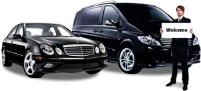 Business Class Flughafentransfer Blackburn