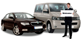 Premium Transfer Flughafentransfer London City (LCY)