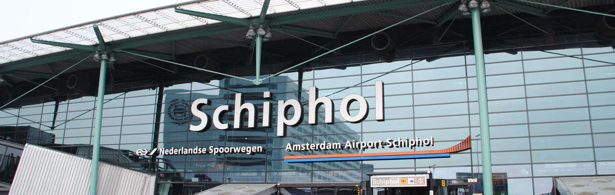 Airport amsterdam-schiphol