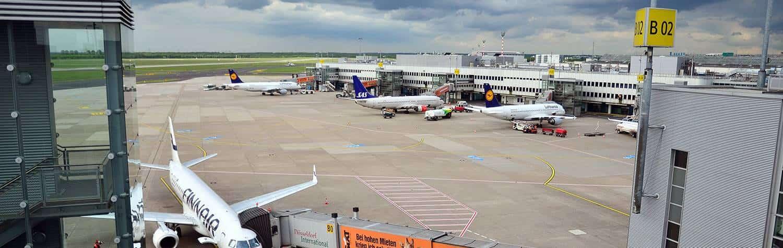 Dusseldorf Airport Taxi Price