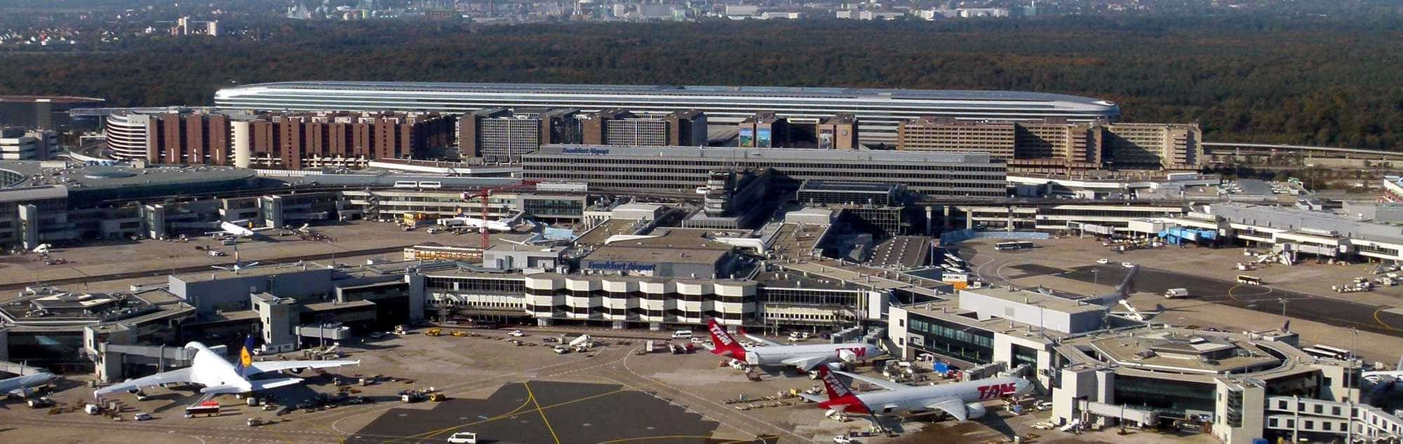 Airport frankfurt-am-main