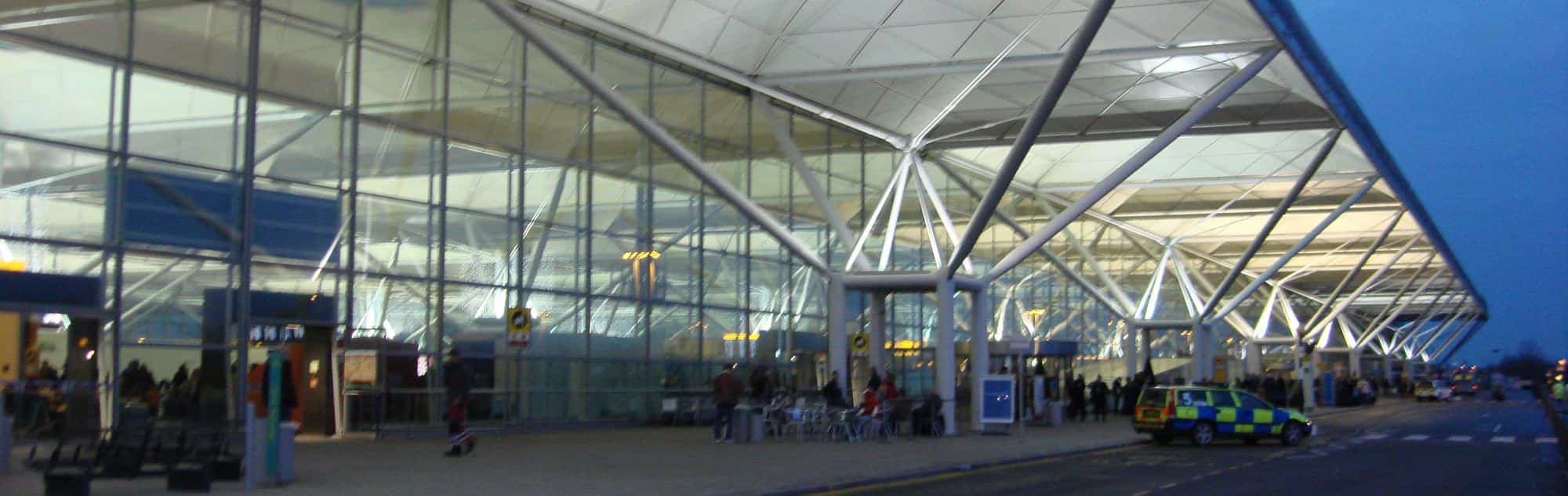 Flughafen london-stansted