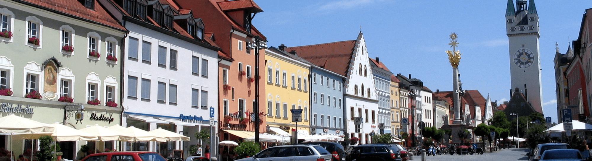 Taxikosten Darmstadt